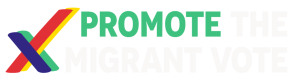 Promote Migrant Vote Logo