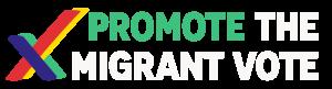 Promote Migrant Vote Logo